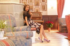 Hotel Cristallo, Отели  Добьяко - big - 34