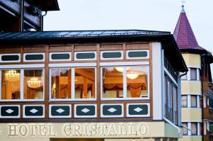 Hotel Cristallo, Отели  Добьяко - big - 9