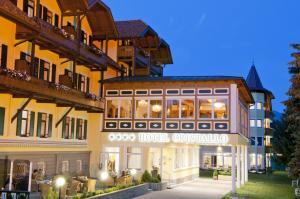 Hotel Cristallo, Отели  Добьяко - big - 44