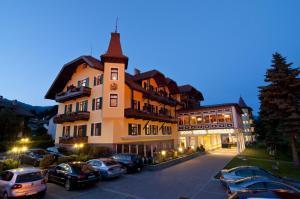 Hotel Cristallo, Отели  Добьяко - big - 1