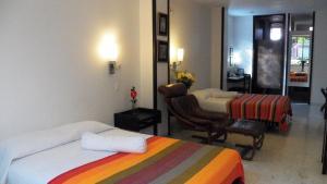 Casa Santa Mónica, Hotel  Cali - big - 8