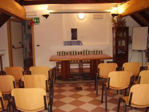 Rifugio Casa Alpina Julius Kugy, Хостелы  Malborghetto Valbruna - big - 28
