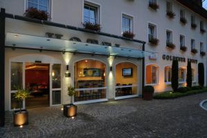 Ringhotel Goldener Knopf, Отели  Бад-Зекинген - big - 27