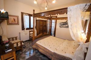 Guesthouse Papachristou, Penzióny  Tsagarada - big - 3