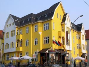 Entrée Hotel Berlin Karlshorst, Szállodák  Berlin - big - 1