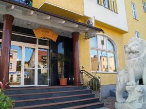 Entrée Hotel Berlin Karlshorst, Szállodák  Berlin - big - 51