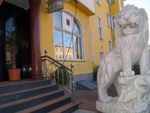 Entrée Hotel Berlin Karlshorst, Szállodák  Berlin - big - 50