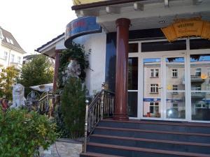 Entrée Hotel Berlin Karlshorst, Szállodák  Berlin - big - 48