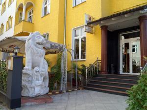 Entrée Hotel Berlin Karlshorst, Szállodák  Berlin - big - 46