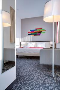 Park Inn by Radisson Amsterdam Airport Schiphol, Hotels  Schiphol - big - 7