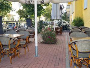Entrée Hotel Berlin Karlshorst, Szállodák  Berlin - big - 36
