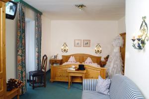 Hotel Kärntnerhof, Hotely  Heiligenblut - big - 14