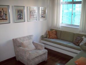 Apartamento do Escultor, Priváty  Belo Horizonte - big - 24