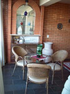 Apartamento do Escultor, Priváty  Belo Horizonte - big - 25