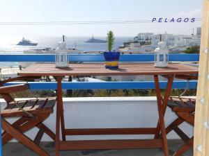 Pelagos Studios, Apartmány  Platis Yialos Mykonos - big - 32