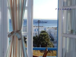 Pelagos Studios, Apartmány  Platis Yialos Mykonos - big - 30