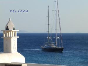 Pelagos Studios, Apartmány  Platis Yialos Mykonos - big - 31