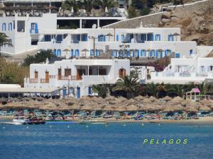 Pelagos Studios, Apartmány  Platis Yialos Mykonos - big - 29