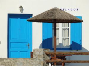 Pelagos Studios, Apartmány  Platis Yialos Mykonos - big - 4