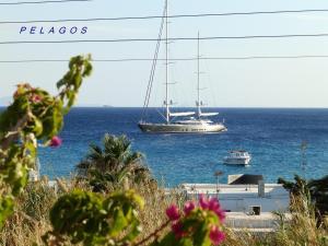 Pelagos Studios, Apartmány  Platis Yialos Mykonos - big - 3