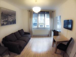 Saint Bernard Apartments, Apartmány  Brusel - big - 13