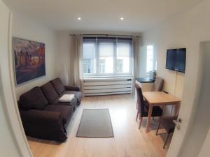 Saint Bernard Apartments, Apartmány  Brusel - big - 14