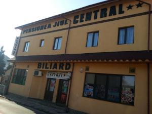 Pensiunea Jiul Central, Гостевые дома  Тыргу-Жиу - big - 22