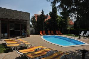 Adler Hotel & Wellness, Hotel  Tihany - big - 32