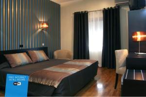 Hotel America, Отели  Порту - big - 1