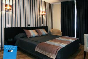 Hotel America, Отели  Порту - big - 6