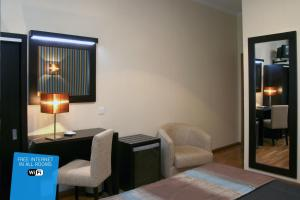 Hotel America, Отели  Порту - big - 9