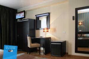 Hotel America, Отели  Порту - big - 16