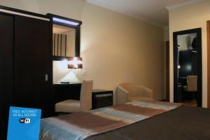 Hotel America, Отели  Порту - big - 17