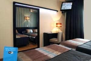 Hotel America, Отели  Порту - big - 7