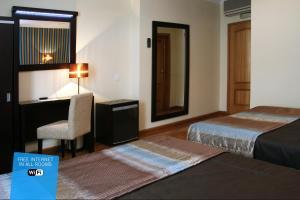 Hotel America, Отели  Порту - big - 15