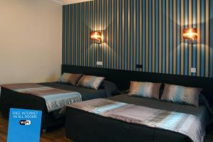 Hotel America, Отели  Порту - big - 5