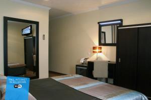 Hotel America, Отели  Порту - big - 14