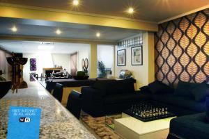 Hotel America, Отели  Порту - big - 36