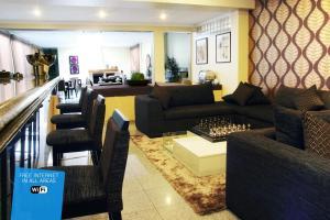 Hotel America, Отели  Порту - big - 32