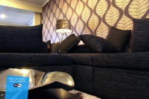 Hotel America, Отели  Порту - big - 29