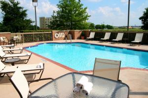 Hampton Inn & Suites North Fort Worth-Alliance Airport, Szállodák  Roanoke - big - 23