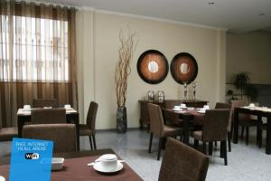 Hotel America, Отели  Порту - big - 23