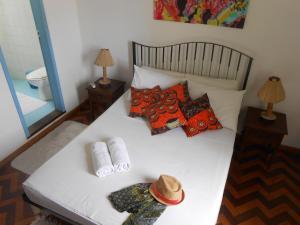 Pousada do Baluarte, Отели типа «постель и завтрак»  Сальвадор - big - 21