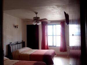 Двухместный номер с 2 двуспальными кроватями