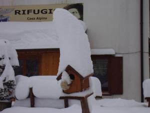 Rifugio Casa Alpina Julius Kugy, Хостелы  Malborghetto Valbruna - big - 42