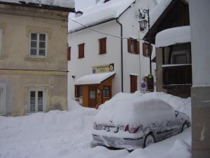 Rifugio Casa Alpina Julius Kugy, Хостелы  Malborghetto Valbruna - big - 1
