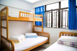 Ah Shan Hostel, Гонконг