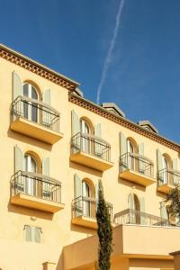 Appartements Villa Les Palmes, Ferienwohnungen  Cannes - big - 37