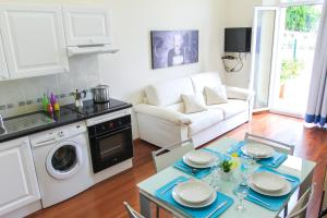 Appartements Villa Les Palmes, Apartmány  Cannes - big - 27