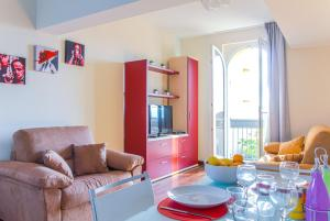 Appartements Villa Les Palmes, Apartmány  Cannes - big - 30